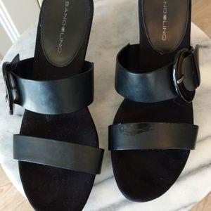 Bandolino Shoes - Bandolino Black Strappy Heels